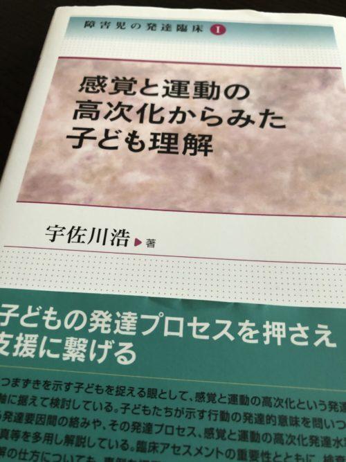 【書籍】『感覚と運動の高次化からみた子ども理解』